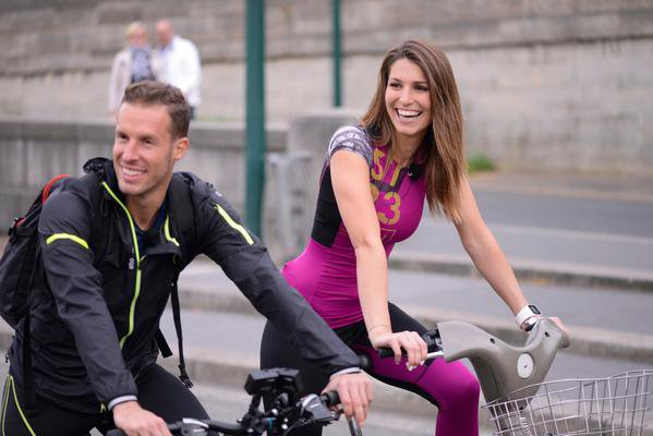 Laury Thilleman - Sport in the city