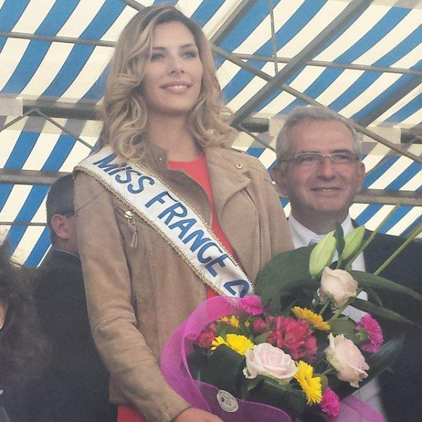 Camille Cerf - Inauguration Foire de Sciez
