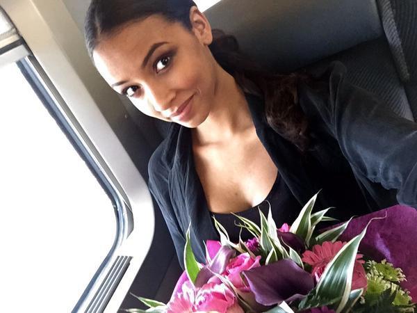 Flora Coquerel - Election Miss Deux Sèvres