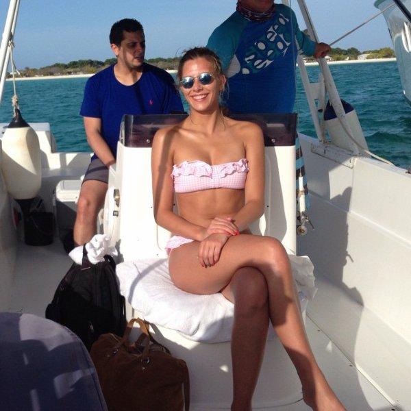 Camille Cerf - Venezuela