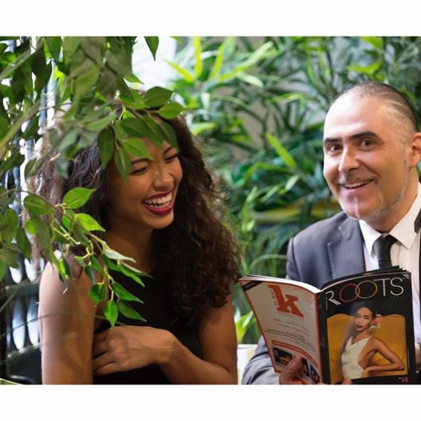Flora Coquerel - Roots magazine