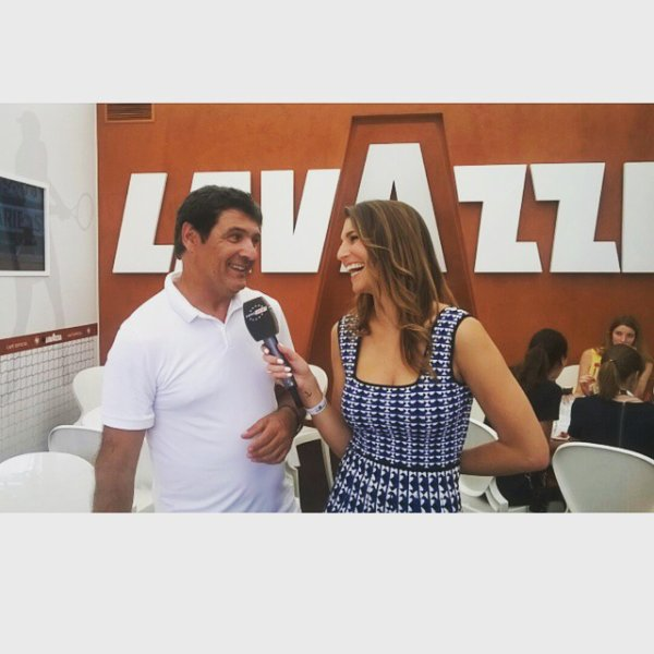 Laury Thilleman - Double dames Roland Garros
