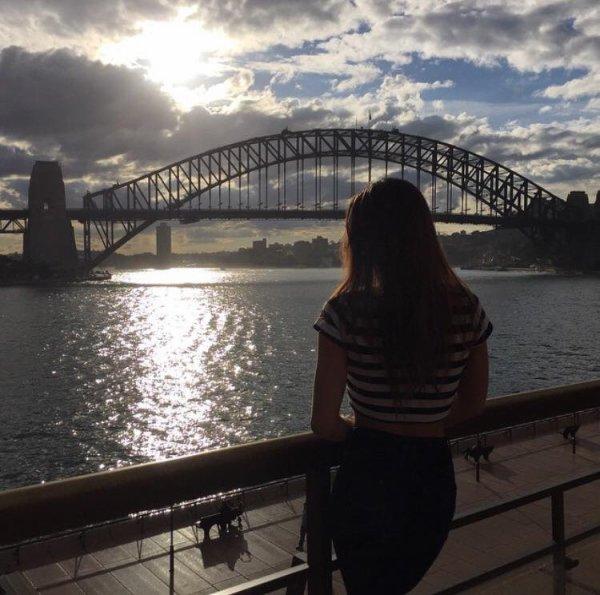 Marine Lorphelin - Sydney