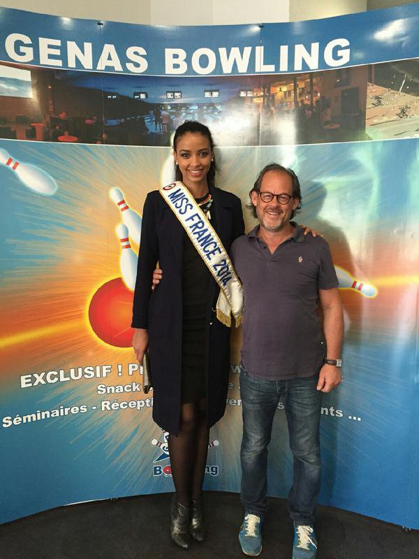 Flora Coquerel - Election Miss Rhone