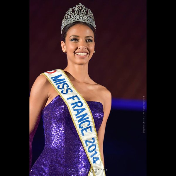 Flora Coquerel - Election Miss Rhone