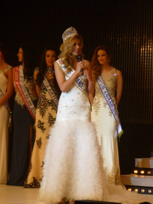 Camille Cerf - Election Miss Arras