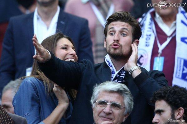 Laury Thilleman - Finale Coupe de France
