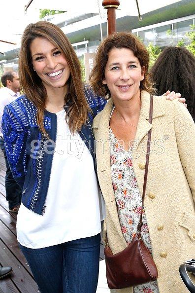 Laury Thilleman - Roland Garros