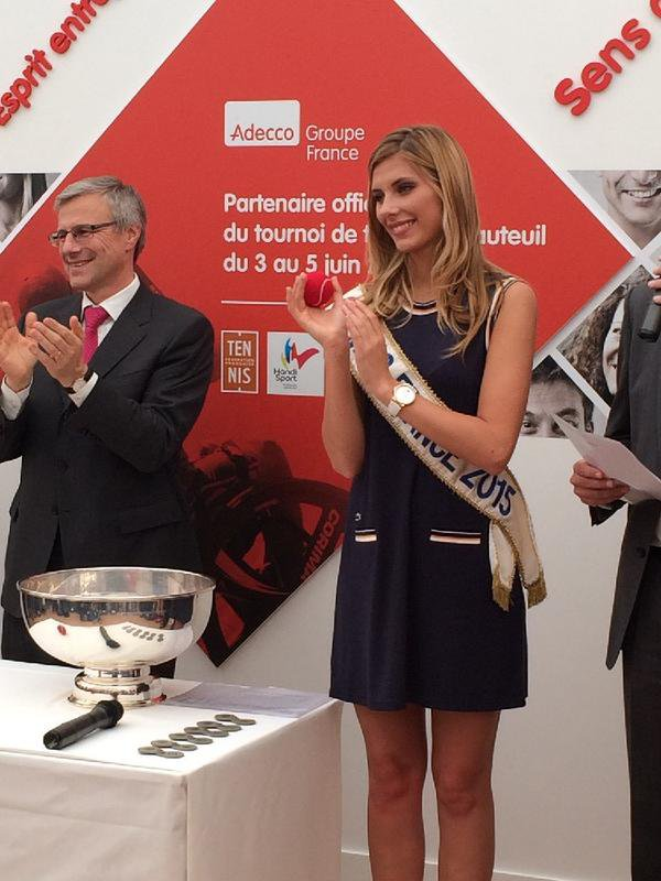 Camille Cerf / Sylvie Tellier - Roland Garros