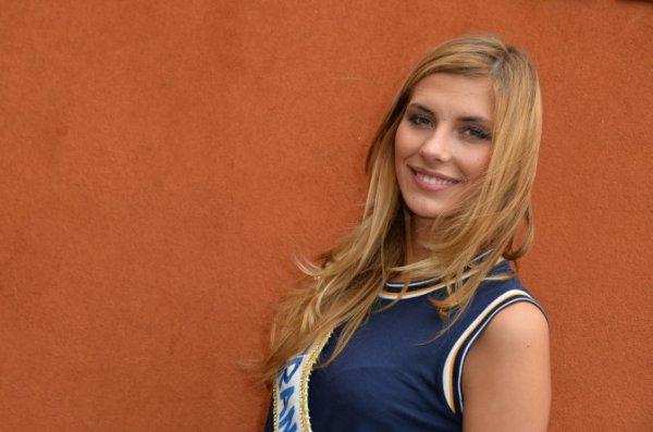 Camille Cerf / SylvieTellier - Roland Garros