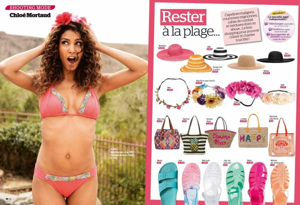 ღiss France 2015/ ex Miss France - Presse juin 2015 suite