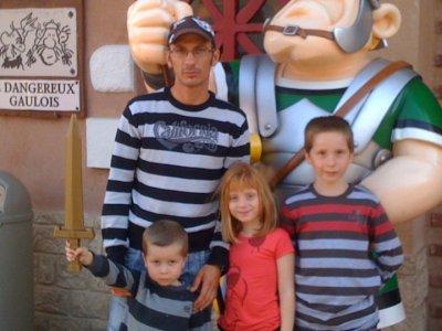 mon fils et ses enfants