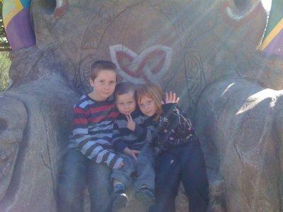 mes trois petits