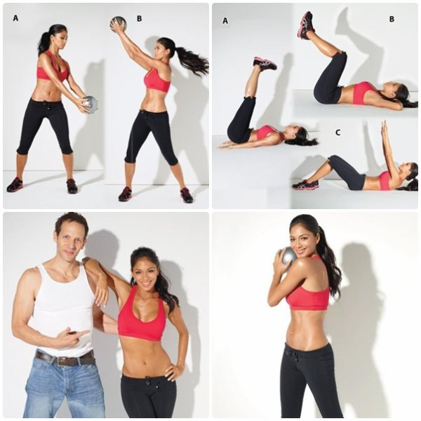 ► - Shape Magazine 2011 - Photoshoot ♥ Secret De Beautée & Fitness