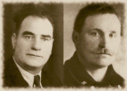 Mes grands-pères...!