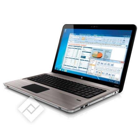 Ca y est...nouveau PC installé par le fiston...c'est un HP, DV7-4075 SB...!!