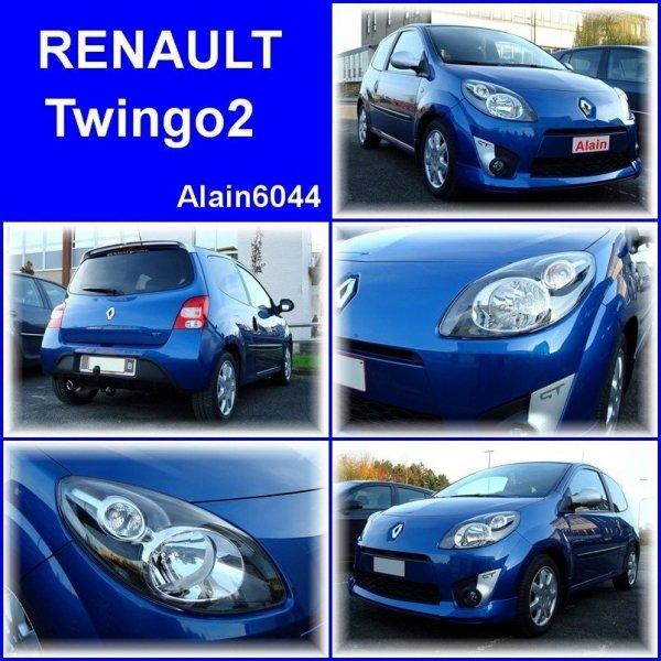 Photos diverses de ma ptite Twingo....!!!