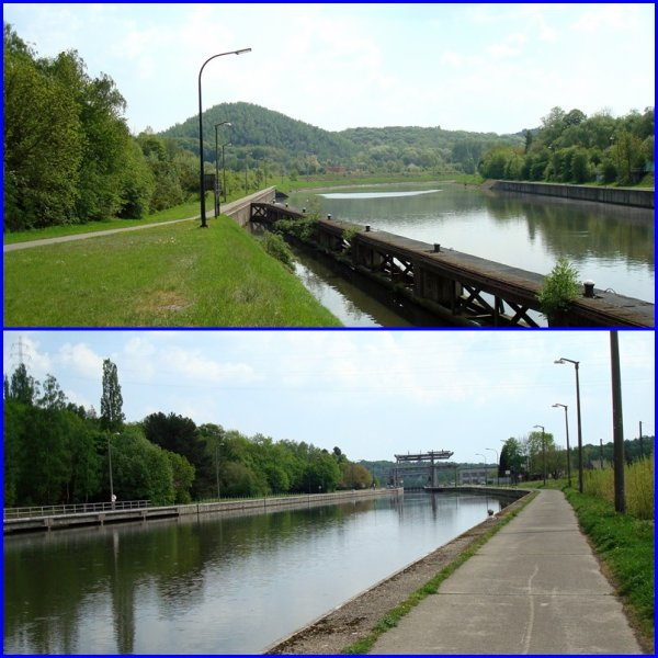 Promenade à vélo sous le soleil et dans la belle nature...!