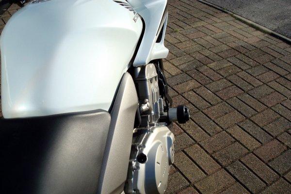 Promenade du dimanche matin à moto et l'apres-midi à vélo...sous un beau soleil...!