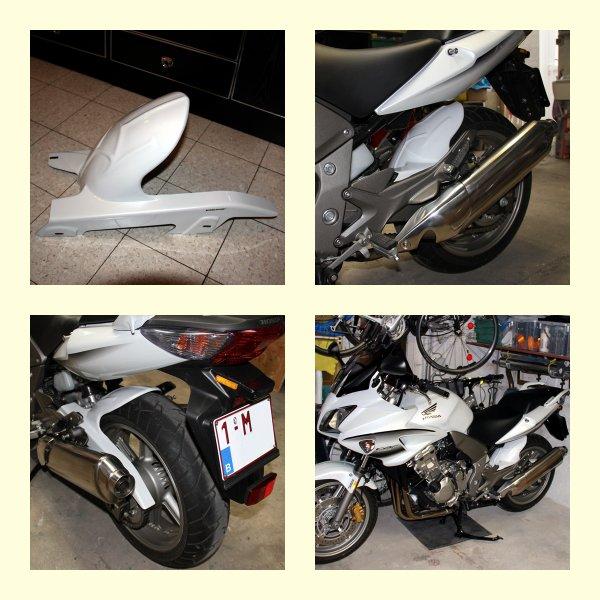 La moto à diverses époques...!