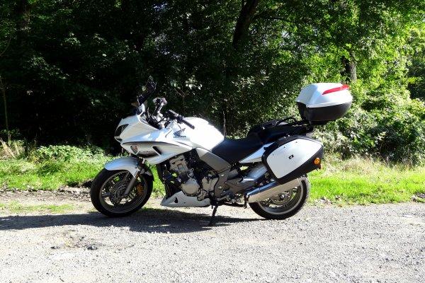 Petite sortie en passant par le France dernièrement sous un beau soleil...!
