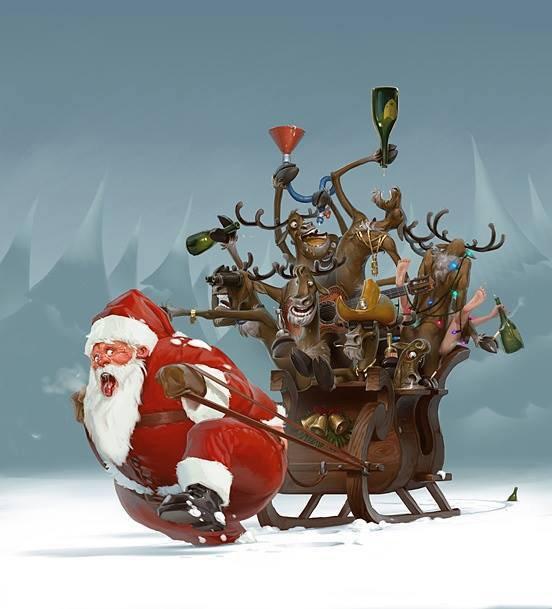 Tres joyeux Noel à vous tous...!