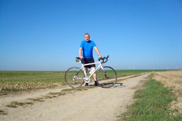 Petite balade vélo ce dimanche matin ensoleillé...!