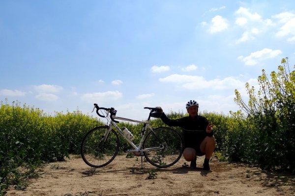 Balade d'une trentaine de kilomètres dimanche...!