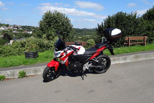 Ma 2e Honda....!