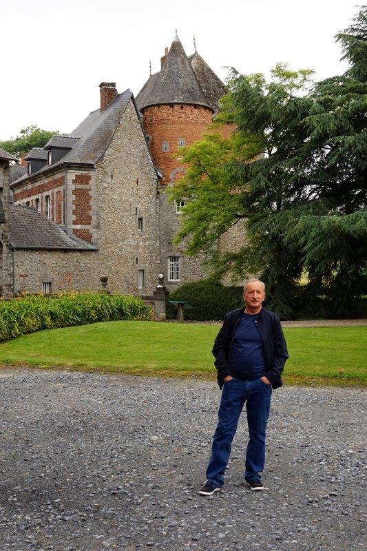Château du Fosteau...!