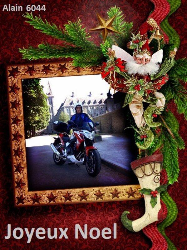 Joyeux Noel 2016 à vous tous et toutes...!