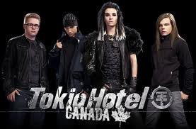 petition pour un concert de tokio hotel a Montréal