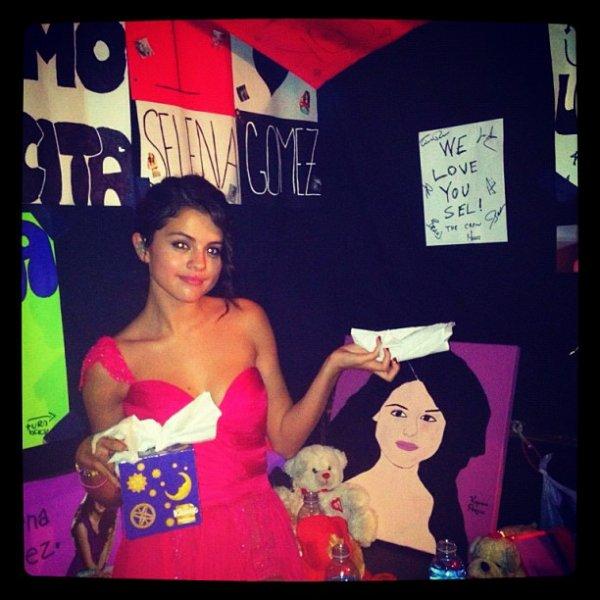 Selena Gomez : Une petite baisse de régime