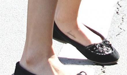 Selena Gomez : Un autre tatouage ? (Photos)