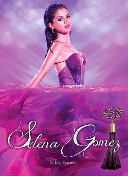 Selena Gomez : plus sexy que jamais pour son parfum