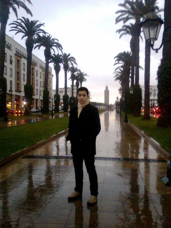 In Rabat (Barlaman)