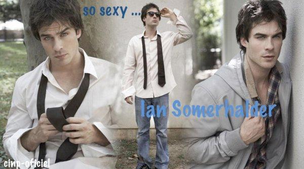 Ian Somerhalder _ Biographie .