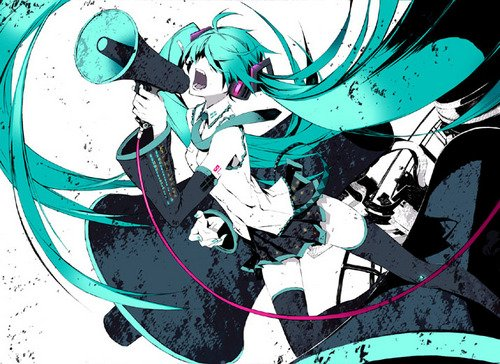 Vocaloid!<3