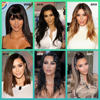 L'évolution de Kim Kardashian