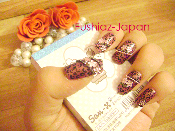 L'art de décorer ses ongles.             ~ Made In Japan ♥ ~