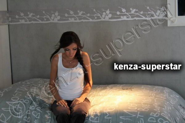 Photo du prochain clip de kenza !!!