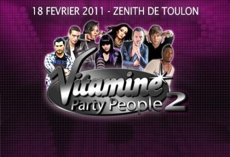 Vitamine party people 2