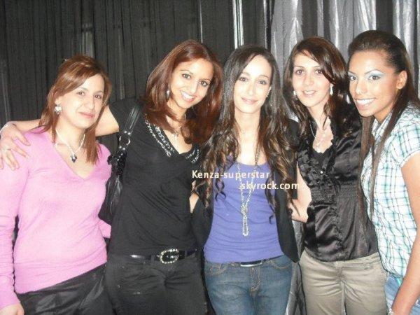 Kenza au Jass'Royal ( 01/04/11 )