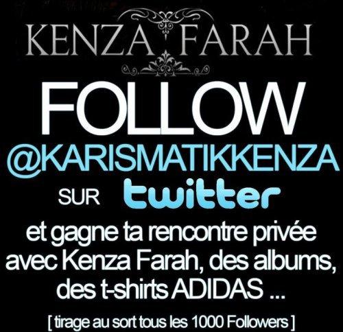 FOLLOW KENZA SUR TWITTER @KARIMATIKKENZA