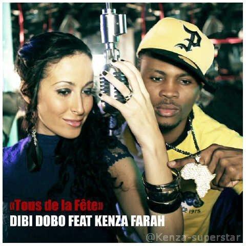Tous de la fête feat. Dibi Dobo. Le titre bientôt sur Itunes et déjà en rotation sur Fun radio