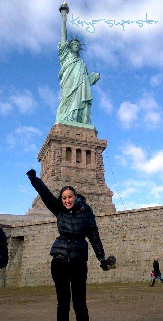 En Direct de la Statut de La Liberté !!