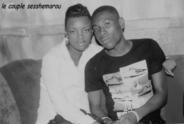 LE cOUple SeSSheMAROU