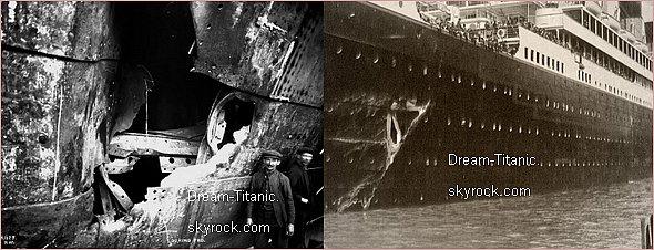 Et si un mauvais sort avait frappé le Titanic ?
