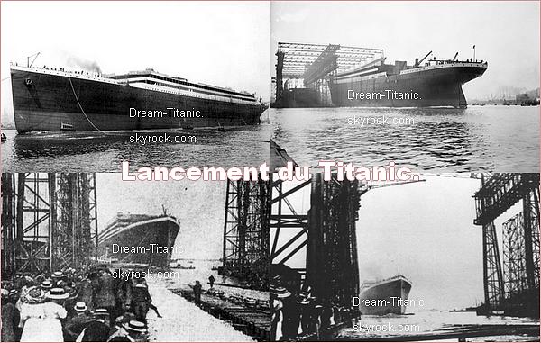 Chronologie du Titanic : De sa conception à aujourd'hui.