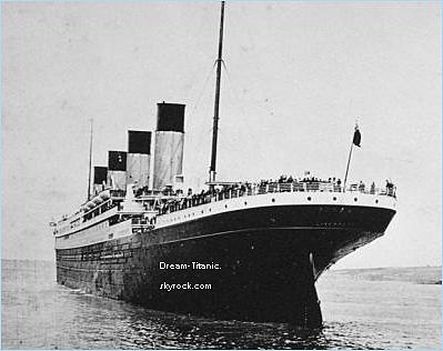 Titanic : Le voyage inaugural.